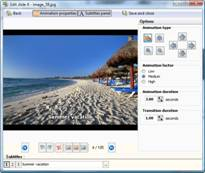 PhotoDVD 3 screenshot