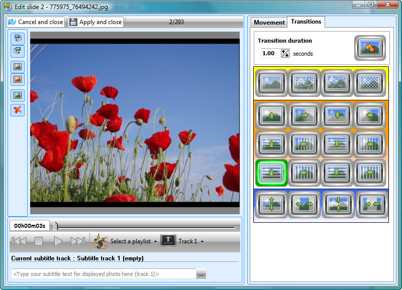VSO PhotoDVD Screenshot
