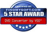 5 star dvd converter