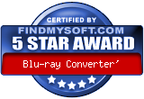 5 star converter