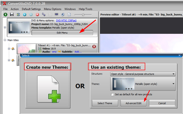 You Can Create A New Theme And That Means Creating Saving Menu Template Use Over Again See This Guide On