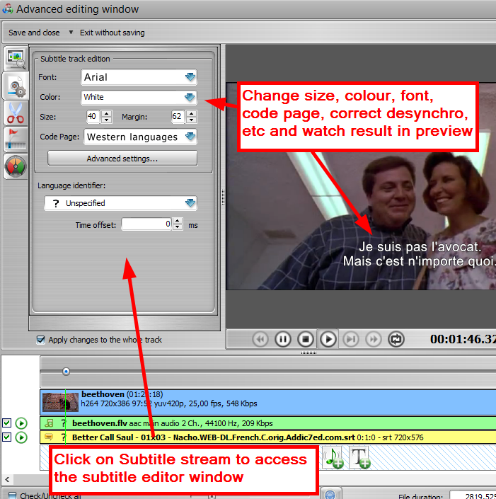 how to add subtitles to video automatically