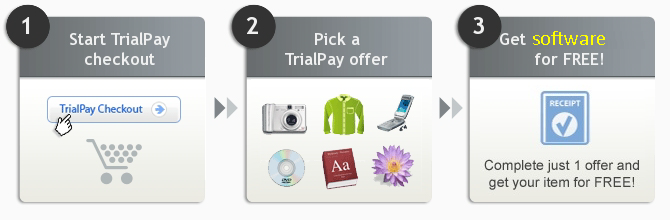 get vso with trialpay