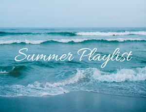 summer playlist by VSO