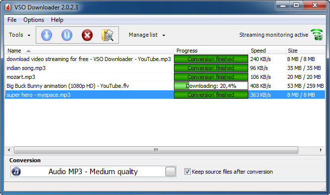 VSO Downloader Ultimate 3.1.1.4 Full Crack / Keygen