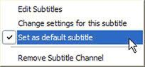 add subtitles