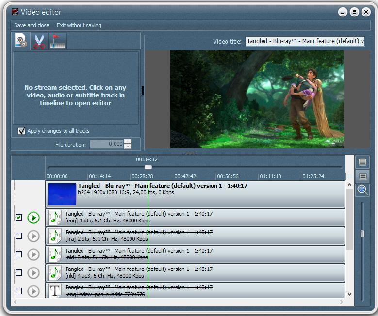 Blu-ray Converter Ultimate - Convert blu ray movies to MKV